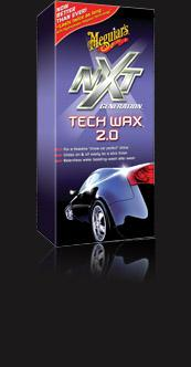 Meguiar's® NXT Tech Wax 2.0