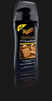 Meguiar's® Gold Class Rich Leather Cleaner & Conditioner